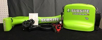 Ditch Witch Subsite Utiligaurd T5 Underground Cable/Pipe Locator & Clamp