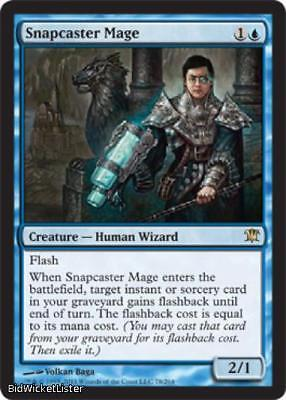 Snapcaster Mage Near Mint Normal English Magic the Gathering MTG Innistrad Card