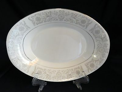 Oval Serving Platter, BEDFORD pattern by Imperial Wentworth China