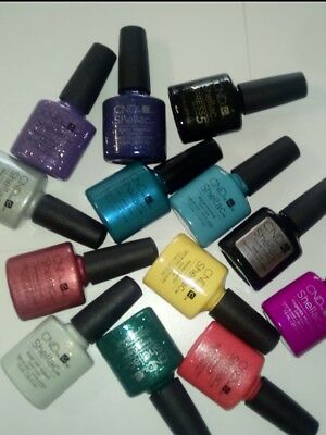 Cnd_Shellac _Uv Gel_Nail Polish Varnish Power_Starstruck _100% Authentic