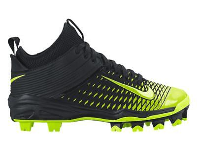 Brand New Nike Youth Trout 2 Pro Cleats Black/Voltage 807132070