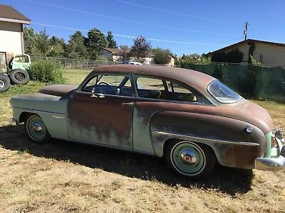 1951 Dodge Other Wayfarer 1951 Dodge Wayfarer Sedan Slant Back