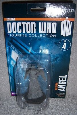 """Doctor Who Weeping Angel From:  """"Flesh and Stone"""" - Figurine Collection #4 - NEW"""