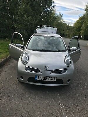 Nissan micra acenta automatic 2009 1.2 13k mileage extremely low mileage!!