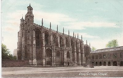 The College Chapel, ETON, Berkshire