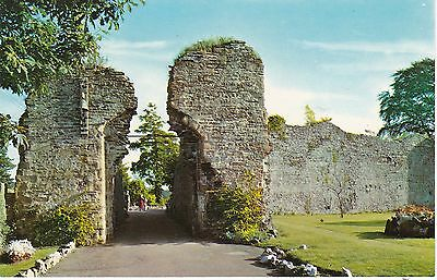 Castle Ruins, ABERGAVENNY, Monmouthshire