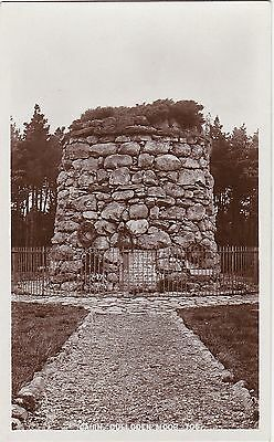 The Cairn, CULLODEN MOOR, Inverness-shire RP