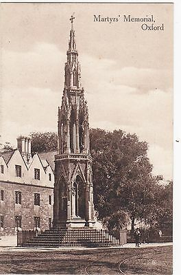 Martyr's Monument, OXFORD, Oxfordshire