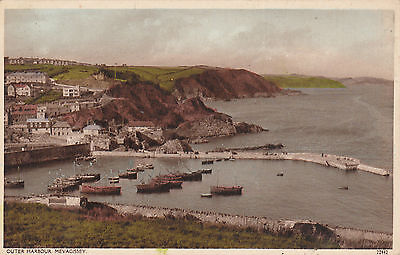 Outer Harbour, MEVAGISSEY, Cornwall