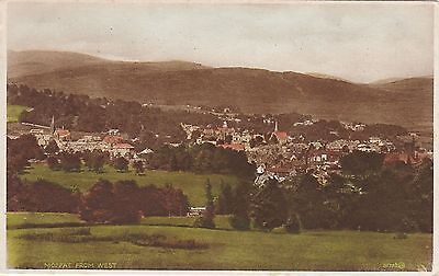 View From The West, MOFFAT, Dumfriesshire
