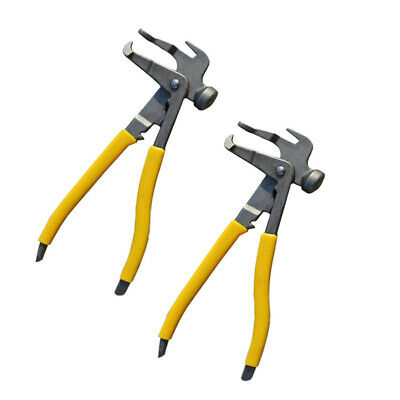 2x Heavy Duty Wheel Weight Hammer / Plier for Tire Changer Machine GRADE Tools