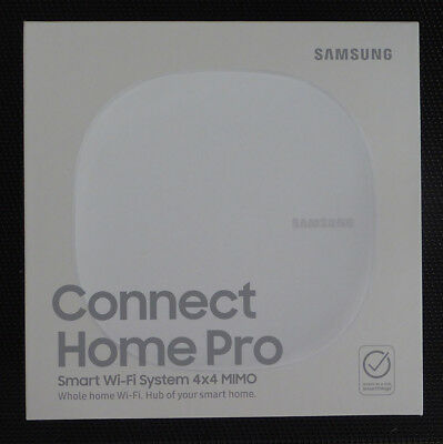 Samsung Connect Home Pro AC2600 WiFi Internet MIMO Router Hub System Single Unit