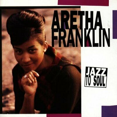 Aretha Franklin - Jazz to Soul - Aretha Franklin CD J5VG The Cheap Fast Free The