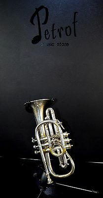 Hawkes&Son Clippertone Class A Cornet/Trumpet~London~Excellent Working Condition