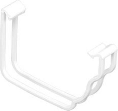 Pack of 2 x Marley Classic Spare Gutter Clips RCC51 WHITE for OGEE style 116 x