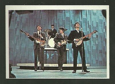 1964 Topps Beatles #17 Vg Free Shipping