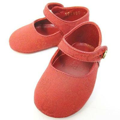 GUCCI GG canvas baby shoes accessories Free Shipping [pre]