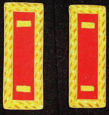 Reproduction Union Artillery Officer Boards, 1st Lt.