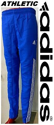 Latest Adidas 2017 ClimaCool Blue mens womens track pants joggers lowers M L XL