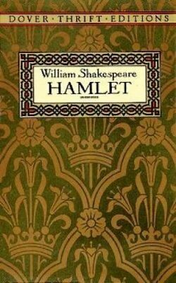 Hamlet by William Shakespeare 9780486272788 (Paperback, 1992)