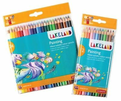 Derwent Lakeland Watercolour Pencil 24pc