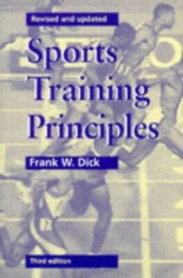 Sports Training Principles (Nutrition and F... by Dick, Dr. Frank W.,  Paperback