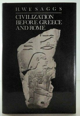 Civilization Before Greece and Rome