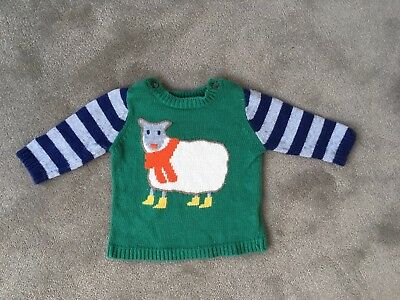 Mini Boden Boys Jumper 3-6 Months