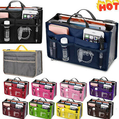 Large Organizer Toiletry Cosmetic Bag Travel Makeup Storage Case Box Container