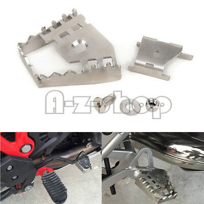 Brake Lever Extension Enlarge Fit For BMW F700GS F650GS F800GS Twin 2008-2015