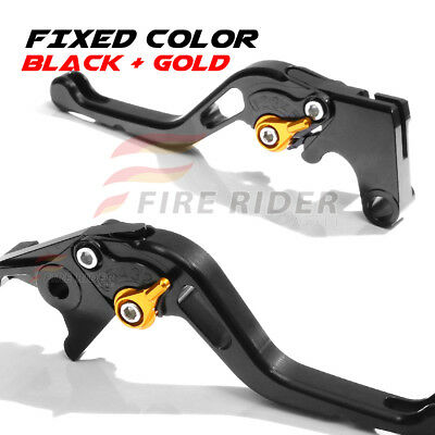 For Yamaha TMAX 530 12 13 14 SBG CNC GP Short Front Rear Brake Levers Set