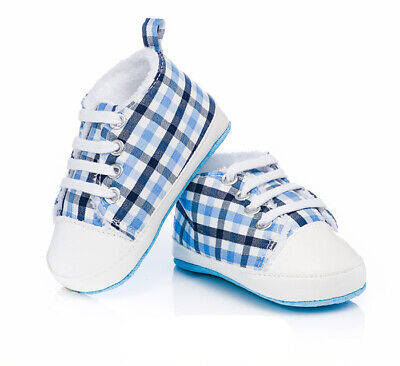 Sneakers Imbottite In Tessuto Per Bambini Attractive Ktw002.blue