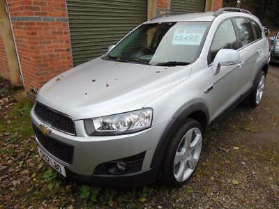 2012 Chevrolet Captiva 2.2 VCDi LT 5dr [7 Seats] 5 door Estate