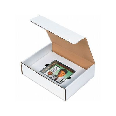 Box Packaging White CD/Literature Kit, 50/bundle