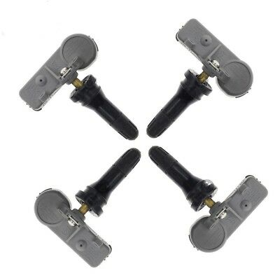 Set of 4 GM OEM New TPMS Tire Pressure Monitoring Sensors for Chevy GMC 13581558