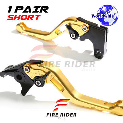 For Yamaha Majesty YP 400 04-08 07 SGB CNC GP Short Front Rear Brake Levers Set