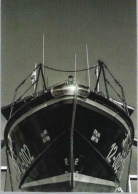 Lifeboat - Hastings Mersey class lifeboat ON 1125 Sealink Endeavour - postcard