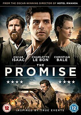 The Promise [DVD] [2017] - DVD  LMVG The Cheap Fast Free Post