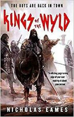 Kings of the Wyld: The Band, Book One, Eames, Nicholas, New condition, Book