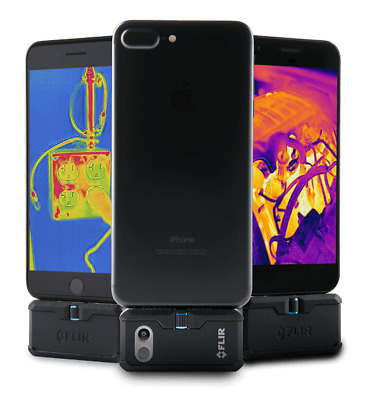 FLIR ONE Pro Thermal Imaging Camera for iOS, Android NEWEST MODEL