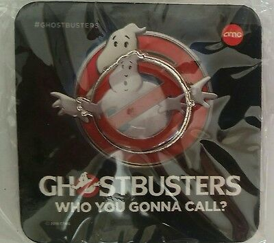 Ghostbusters Movie Logo Pin Badge Button