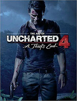 The Art Of Uncharted 4: A Thiefs End