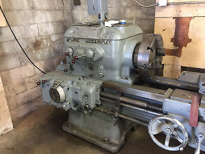 """Lodge and Shipley 24X120"""" Manual Lathe Machine Steady Rest Tail Stock"""