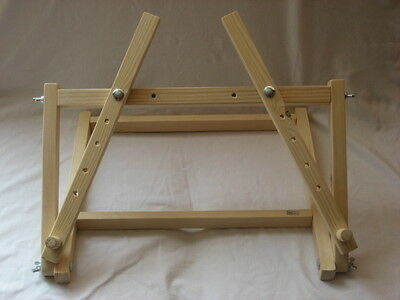 New Ita Lap Stand Frame, Ideal Large Cross Stitch, Embroidery, Tapestry