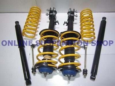 Commodore VR VS Sedan KING Spring FORMULA Ready Strut Std Height Suspension Kit