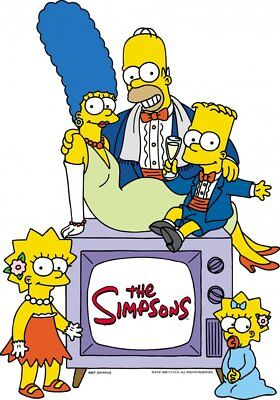 The Simpsons Cast TV Poster 8x10 Picture Celebrity Print