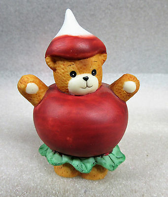 Lucy and Me ~ Radish Vegetable ~ Porcelain Figurine