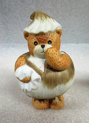 Lucy and Me ~ Onion Vegetable ~ Porcelain Figurine