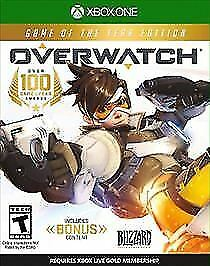 **BRAND NEW** Overwatch Game of the Year Edition /GOTY for Microsoft's Xbox One