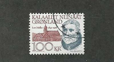 Greenland, Postage Stamp, #249 Used, 1991